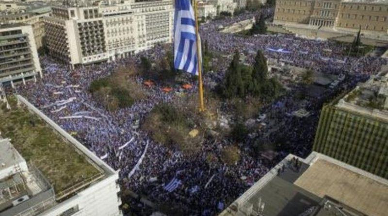 Γεωργία Μπιτάκου: Στις 13 Μαίου ο Ελληνικός λαός θα γκρεμίσει τις δυνάμεις κατοχής!