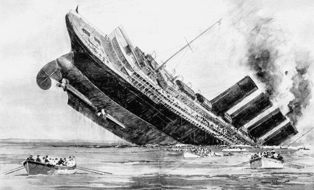 Οδηγεί η Γερμανική απληστία το βαρύ πλοίο της Ευρώπης σε ένα νέο Τιτανικό ναυάγιο;